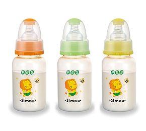 【悅兒樂婦幼用品?】小獅王 辛巴PES彩色小奶瓶(夢鄉)120ml