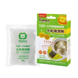 【悅兒樂婦幼用品?】Simba 小獅王 辛巴100%檸檬酸酵素水垢清潔劑