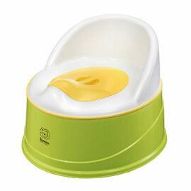 【悅兒樂婦幼用品?】Simba 小獅王 辛巴四合一成長學幼兒便器(綠)