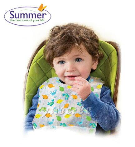 【悅兒樂婦幼用品?】美國Summer Infant 環保拋棄式圍兜(20入)