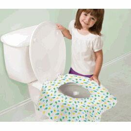 美國Summer Infant 環保拋棄式馬桶坐墊 (20入)【悅兒園婦幼生活?】