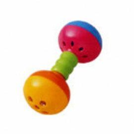 【悅兒樂婦幼用品?】Toy Royal 樂雅 雙邊手搖鈴