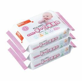 Aprica 愛普力卡 嬰兒手口柔濕巾(20抽×3包)【悅兒園婦幼生活館】