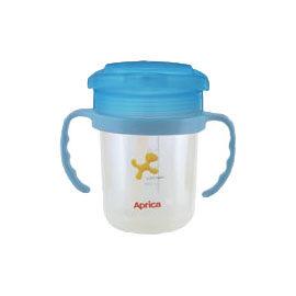 【悅兒樂婦幼用品舘】Aprica 愛普力卡 喝水蓋杯訓練杯