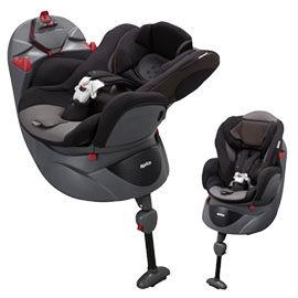 【悅兒樂婦幼用品舘】Aprica 愛普力卡 Fladea STD 699 平躺型嬰幼兒汽車安全臥床椅-爵士黑