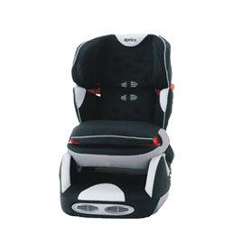 【悅兒樂婦幼用品舘】Aprica 愛普力卡 成長型輔助汽車安全座椅Moving Support 599-灰黑