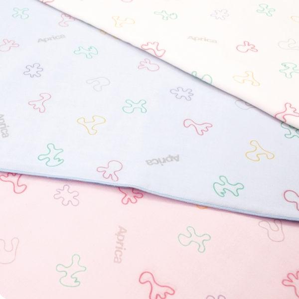 【悅兒樂婦幼用品舘】Aprica 愛普力卡 幸福印花紗布大浴巾(一入裝)