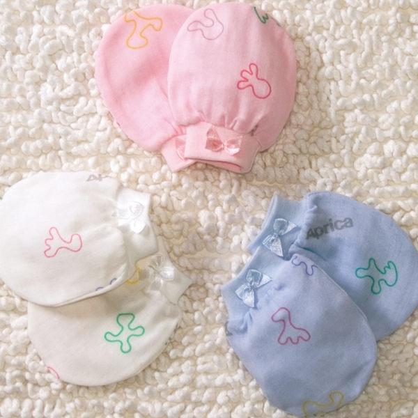 【悅兒園婦幼生活館】Aprica 愛普力卡 幸福紗布手套
