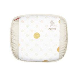【悅兒樂婦幼用品?】Aprica 愛普力卡 透氣舒壓嬰幼兒乳膠護頭枕-優雅米