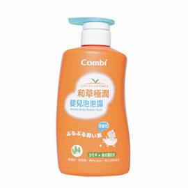 Combi 康貝 和草極潤嬰兒泡泡露(500ml)【悅兒園婦幼生活館】