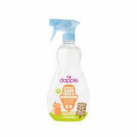 【悅兒樂婦幼用品?】美國dapple 玩具清潔噴霧-無香精-500ml