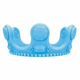 【悅兒樂婦幼用品舘】naforye 拉孚兒 皇冠點點萌牙玩具-王子藍 0