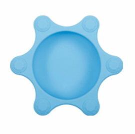 【悅兒樂婦幼用品?】拉孚兒 naforye【食在安全】離乳學習碗-王子藍