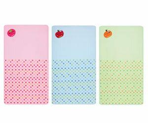 【悅兒樂婦幼用品?】naforye 拉孚兒 【會呼吸】嬰兒床通用透氣墊-草莓/蘋果/橘子