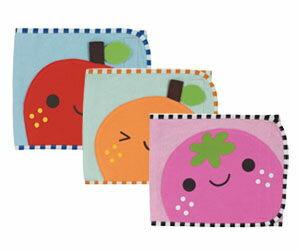 【悅兒樂婦幼用品舘】naforye 拉孚兒 造型彩虹糖小肚圍-草莓/橘子/蘋果