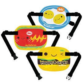 【悅兒樂婦幼用品?】naforye 拉孚兒【乖乖坐好】固定輔助帶-漢堡/熱狗堡/平底鍋