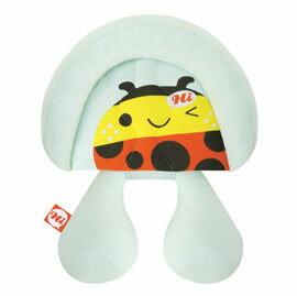 【悅兒樂婦幼用品?】naforye 拉孚兒【頸頸相依】護頭頸枕-瓢蟲
