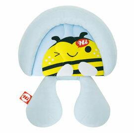 【悅兒樂婦幼用品?】naforye 拉孚兒【頸頸相依】護頭頸枕-蜜蜂