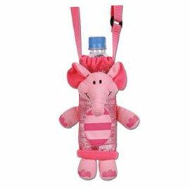 【悅兒園婦幼生活館】美國 Stephen Joseph 兒童造型水壺袋-粉紅象