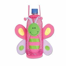 【悅兒園婦幼生活館】美國 Stephen Joseph 兒童造型水壺袋-蝴蝶