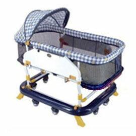 【悅兒樂婦幼用品舘】多功能嬰兒水平式搖床