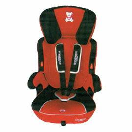 【悅兒樂婦幼用品?】tonybear 兒童成長型汽車座椅-紅色