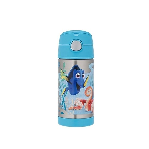 日本【Thermos】不銹鋼真空保冷瓶 - 尋找多莉 - 限時優惠好康折扣