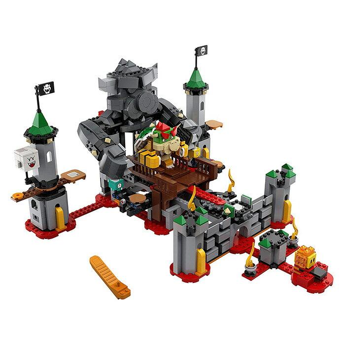 LEGO 樂高 SUPER MARIO 超級瑪利歐 71369 庫巴魔王的城堡對決 【鯊玩具Toy Shark】