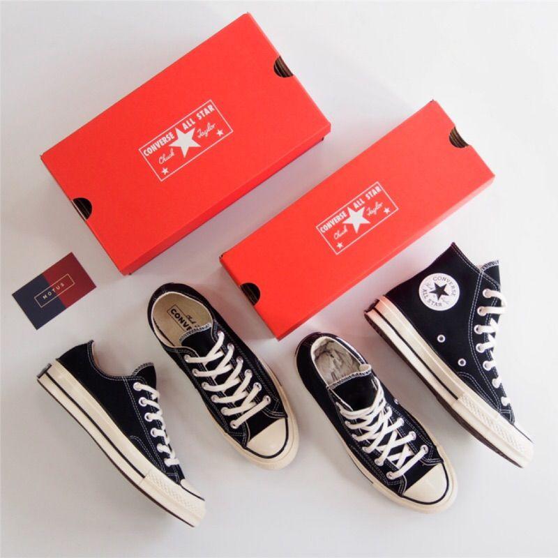 Converse 1970 All Star 奶油底 三星標 黑色 米白 芥末黃 帆布鞋 162058C 0