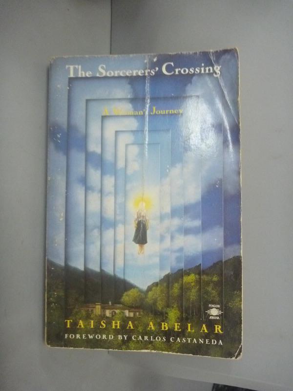 ~書寶 書T5/原文小說_HHA~The Sorcerer #x27 s Crossing
