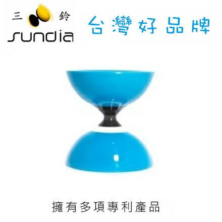 SUNDIA 三鈴 迷你麥可小扯鈴系列 Micro.B麥可藍 / 個