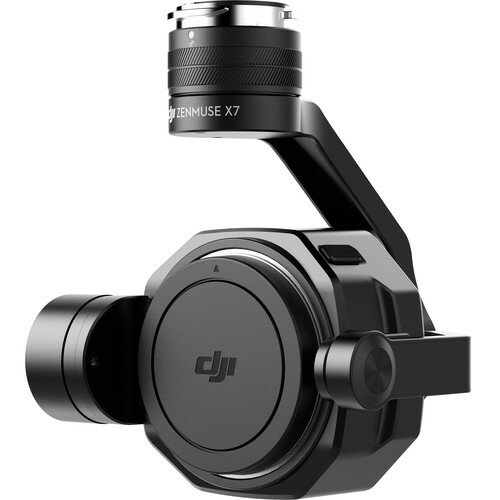 DJI Zenmuse X7 Camera and 3-Axis Gimbal CP.BX.00000028.01 0