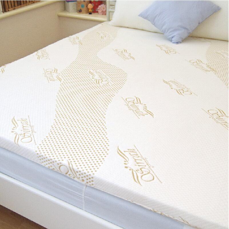 TENCEL天絲舒柔床墊 【3x6.2 單人床墊】MIT 可水洗、防螨抗菌、嚴選天絲優質布料、高支撐透氣內墊 3