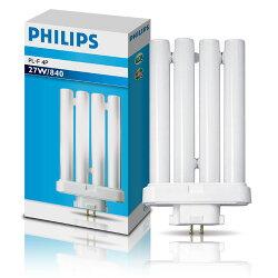 Philips飛利浦 PL燈管27W黃光【愛買】