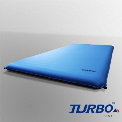 【RV運動家族】Turbo Tent Mat 125自動充氣泡綿睡墊