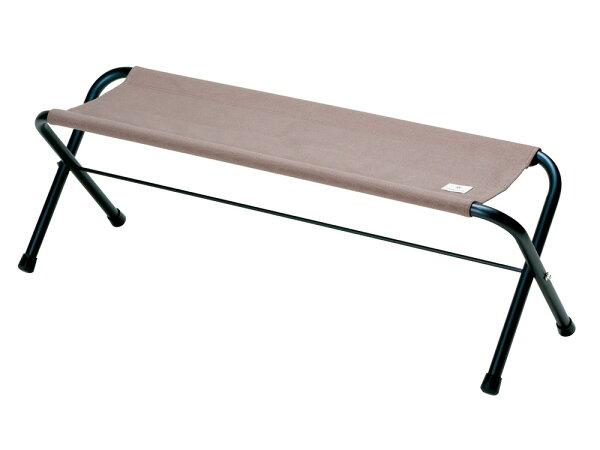 ├登山樂┤日本SnowPeak摺疊版凳布椅-灰色#LV-071GY