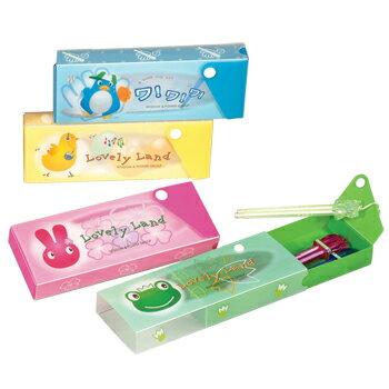 HFPWP 鉛筆盒 可愛動物4個一組 ^( 出色^) 製 環保  製 558~TO  個