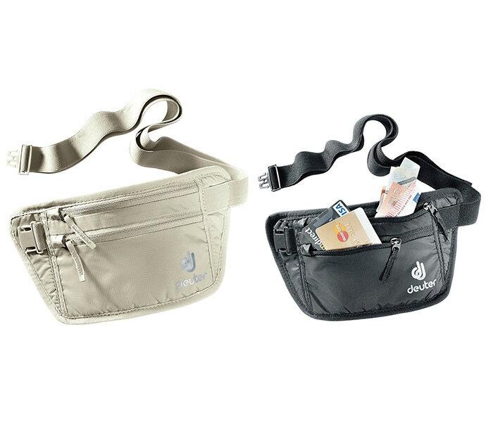 【露營趣】中和 Deuter 3910216 Security Money Belt I 隨身輕便腰包 隱藏式錢包 藏錢腰包 旅遊腰包