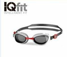 [陽光樂活] SPEEDO 成人進階泳鏡 Aquapure SD8090068912N 紅-灰