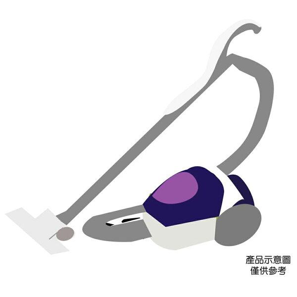 【Panasonic國際牌】雙氣旋集塵免紙袋吸塵器MC-CL733