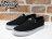 女鞋 BEETLE PLUS 全新 現貨 NIKE TOKI SLIP CANVAS 全黑 黑白 刺繡 懶人鞋 白勾 724770-010 D-449 2