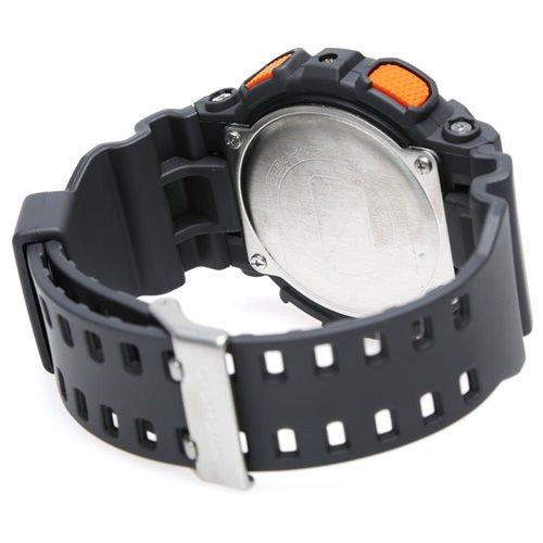 Black Casio G-Shock Analog Digital Watch GA110TS-1A4 1