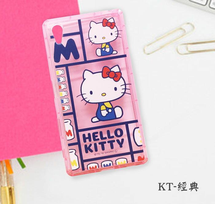 【Hello Kitty】HTC 10手機殼 透明 保護殼 軟殼 Kitty迷必敗
