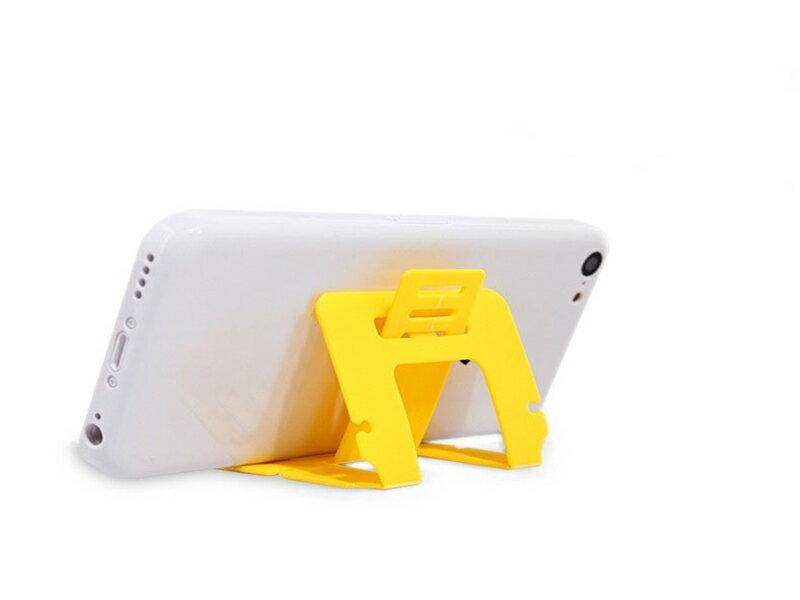 《316小舖》【GA03】(手機支撐架-名片摺疊支撐架-單件價 /名片支撐架/iphone6支架/韓國支撐架/名片支撐架)