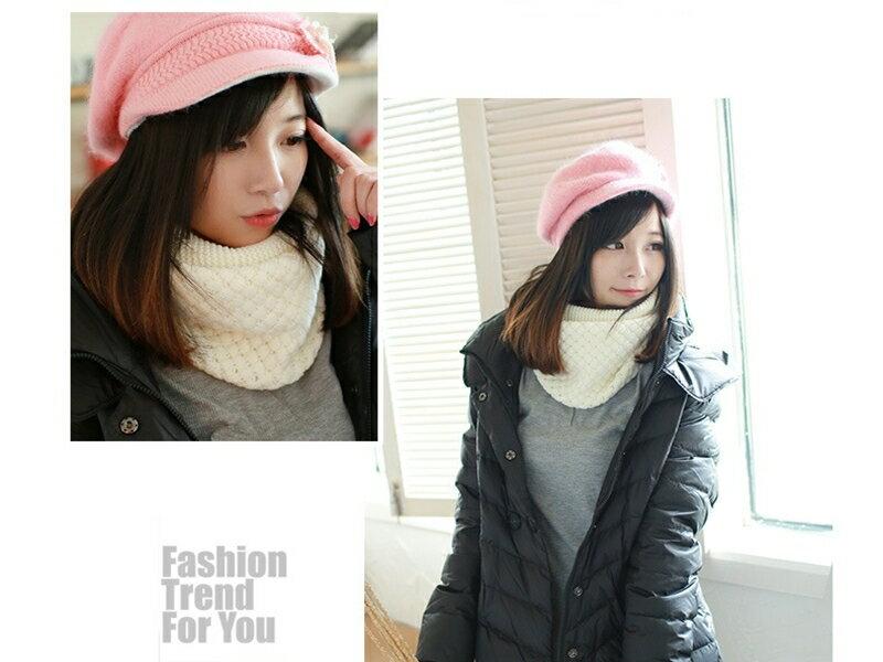 《316小舖》【YA17】  韓國版圍脖加厚保暖圍巾-單件價  多款圍巾  玉米圍巾  聖
