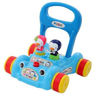 『121婦嬰用品館』PUKU 助步車 - 藍