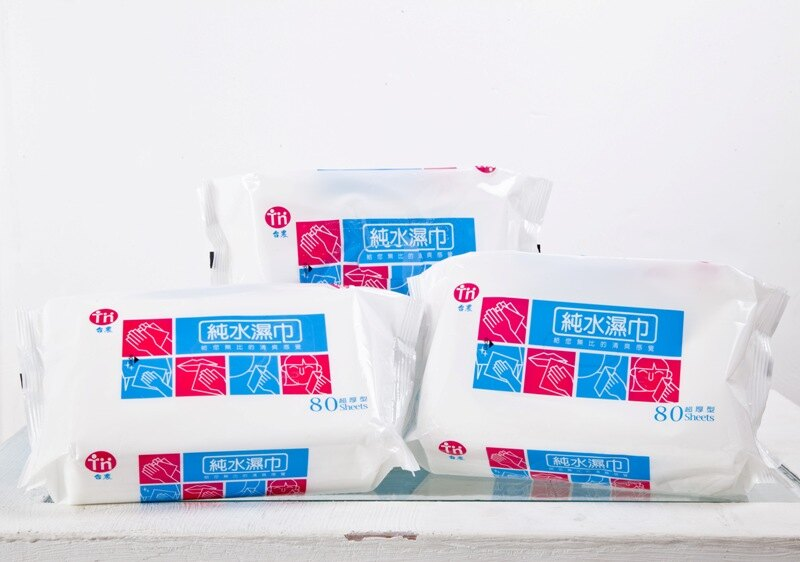 『121婦嬰用品館』免運*台農 純水濕紙巾80抽/12包/箱 - 限時優惠好康折扣