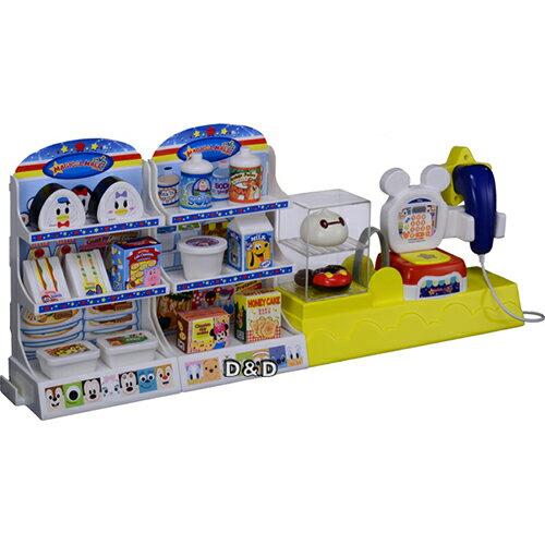 《TAKARATOMY》迪士尼神奇超市-便利商店組