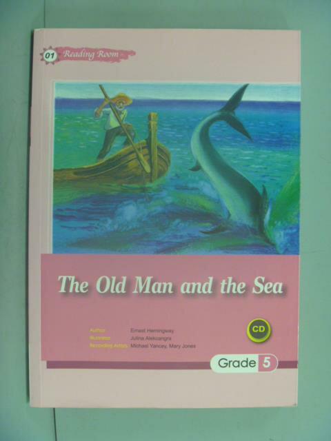 ~書寶 書T1/原文小說_GCU~The Old Man and the Sea_Erne