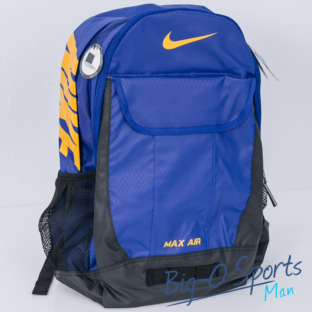 NIKE 耐吉 NIKE TEAM TRAINING MAX AIR XL BACKPACK 運動後背包 BA4899406 Big-O Sports